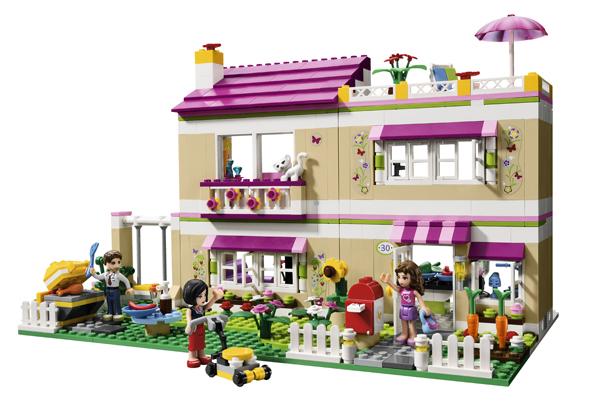 Coup de coeur lego pour filles les jouets de charlie for Salon de coiffure lego friends