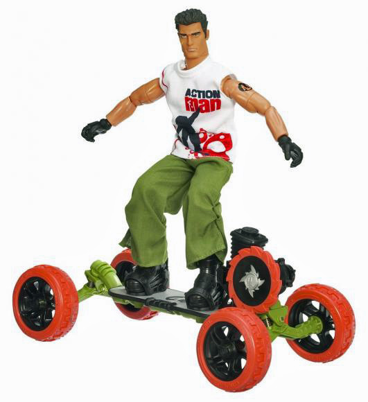 Hasbro-Action Man
