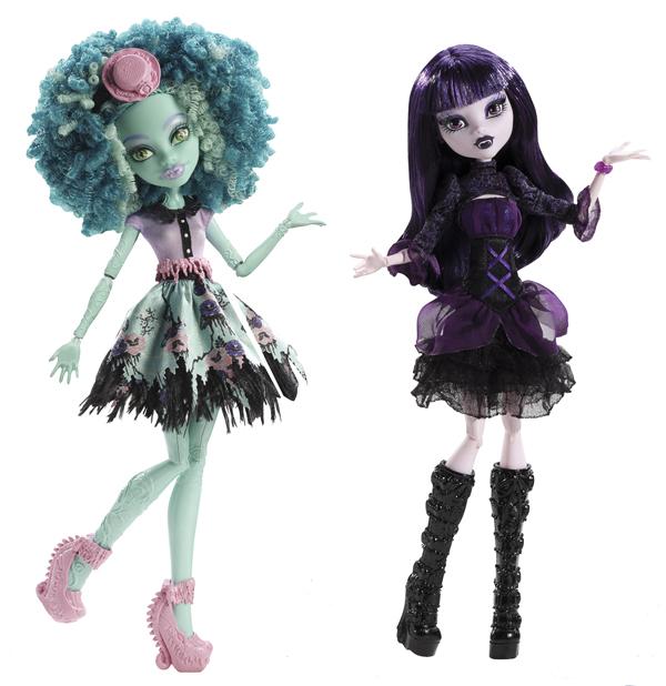 Mattel poupées gothiques