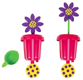 Babysun-Pouss fleur