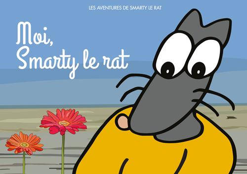 Livre « moi, Smarty le rat »,  www.smartylerat.com