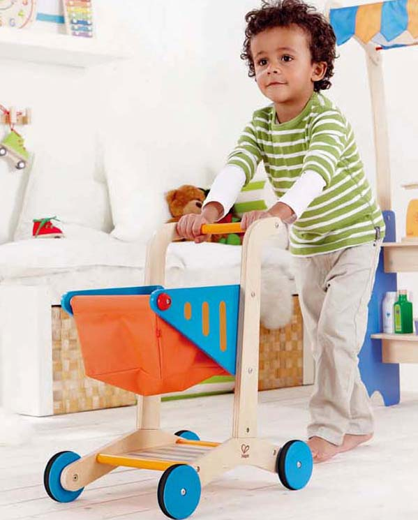 Shopping Cart, Hape, www.hapetoys.com