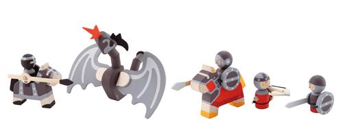 2. Sevi-chevaliers-dragon