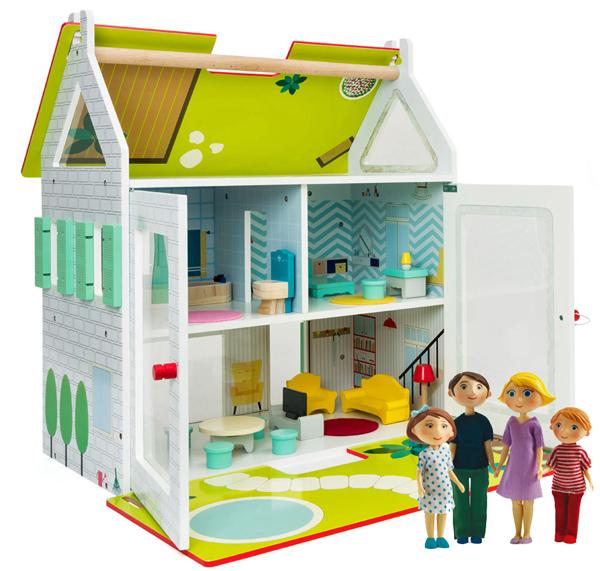 Grande maison en bois lumineuse, Création Oxybul, https://www.oxybul.com