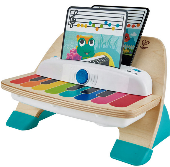 Piano Magic Touch,  Hape, https://www.oxybul.com