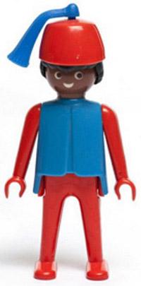 Premier personnage noir