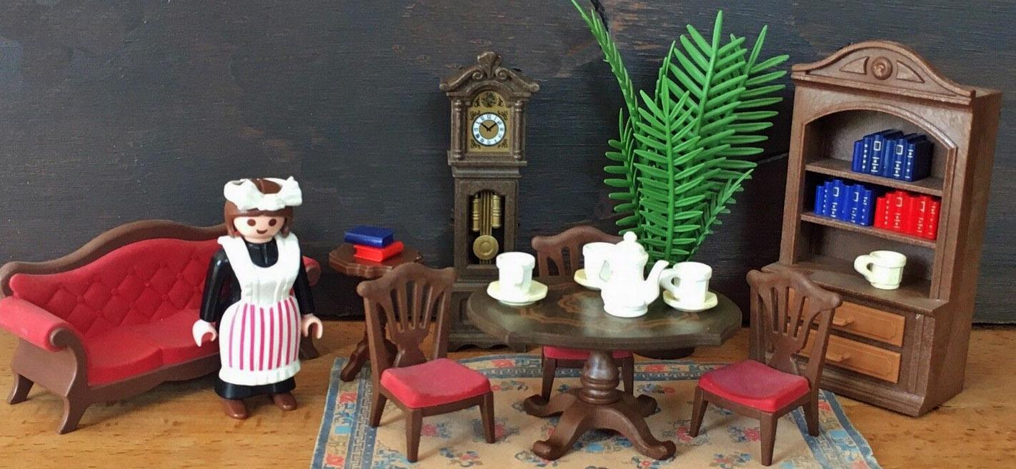 Belle Epoque-meubles